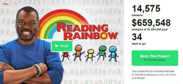 Bring Back Reading Rainbow