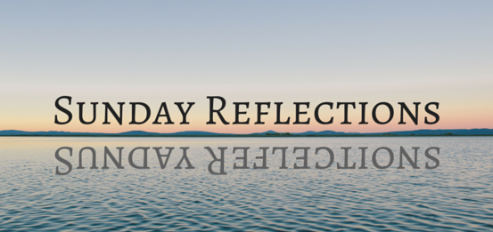 Sunday Reflections Header